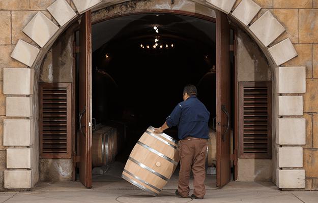 T.W. Boswell European Oak Wine Barrel
