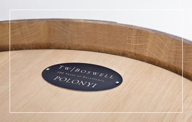 T.W. Boswell European Oak Collection