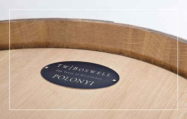 T.W. Boswell European Oak Collection